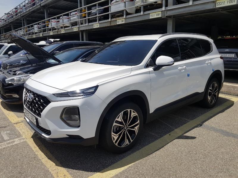 Pickplus Used Cars Export No 1 2019 Hyundai Santafe Tm 2 0 Diesel 2wd Premium Pickplus